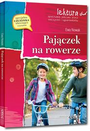 okładka Pajączek na rowerze, Książka | Ewa Nowak