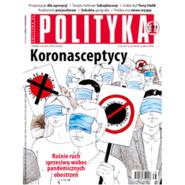 okładka AudioPolityka Nr 38 z 16 września 2020 roku, Audiobook | Polityka