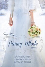 okładka Panny młode Zima, Książka   Denise Hunter, Deborah Raney, Betsy Amant