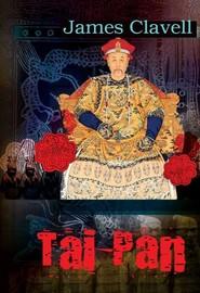 okładka Tai-Pan, Książka | Clavell James