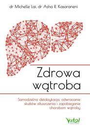 okładka Zdrowa wątroba, Książka   Lai Michelle