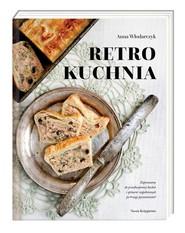 okładka Retro kuchnia, Książka | Anna Włodarczyk