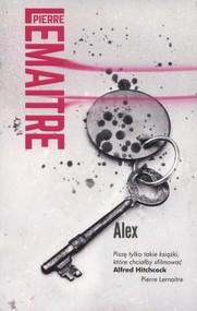 okładka Alex, Książka | Pierre Lemaitre