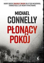 okładka Płonący pokój, Książka | Michael Connelly