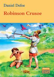 okładka Robinson Crusoe, Książka   Daniel Defoe