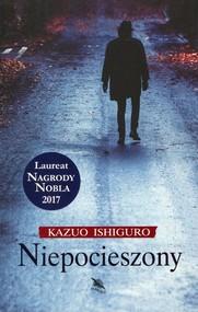okładka Niepocieszony, Książka | Kazuo Ishiguro