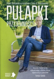 okładka Pułapki przyjemności, Książka | Robert Rutkowski, Irena A.  Stanisławska