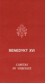 okładka Caritas in veritate O integralnym rozwoju w miłości i prawdzie, Książka | Benedykt XVI