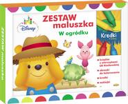 okładka Zestaw maluszka W ogródku Z PM-2, Książka | Urszula Kozłowska