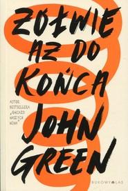 okładka Żółwie aż do końca, Książka | Green John