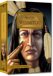 okładka Winnetou, Książka | Karol May