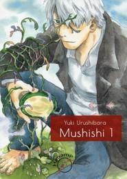 okładka Mushishi 1, Książka | Urushibara Yuki