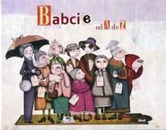 okładka Babcie od A do Z, Książka | Raquel Diaz Reguera