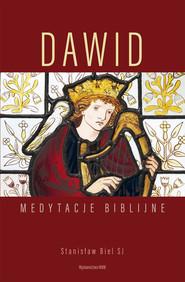 okładka Dawid Medytacje biblijne, Książka | Stanisław Biel