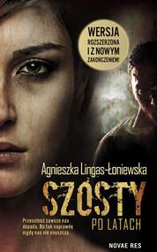 okładka Szósty Po latach, Książka   Agnieszka Lingas-Łoniewska