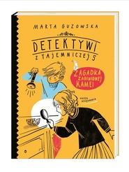 okładka Zagadka zaginionej kamei, Książka   Marta Guzowska