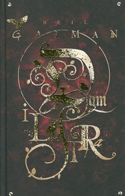 okładka Dym i lustra, Książka   Neil Gaiman