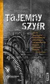 okładka Tajemny szyfr, Książka | Brennan Terry