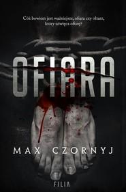 okładka Ofiara, Książka | Max Czornyj