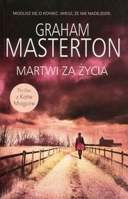 okładka Martwi za życia, Książka | Graham Masterton