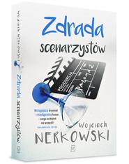 okładka Zdrada scenarzystów, Książka | Wojciech Nerkowski