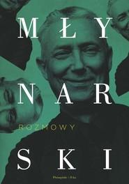 okładka Rozmowy, Książka | Wojciech Młynarski
