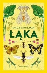 okładka Łąka, Książka | Dave  Goulson