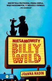 okładka Niesamowity Billy Wilde, Książka | Joanna Nadin