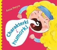 okładka Charakterki i humorki, Książka   Potyra Anna