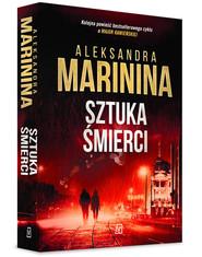 okładka Sztuka śmierci, Książka | Aleksandra Marinina