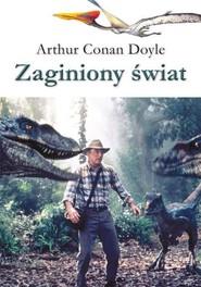 okładka Zaginiony świat, Książka | Arthur Conan Doyle