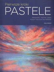 okładka Pierwsze kroki Pastele, Książka | Pigram Paul