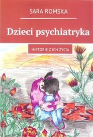 okładka Dzieci psychiatryka, Książka | Romska Sara