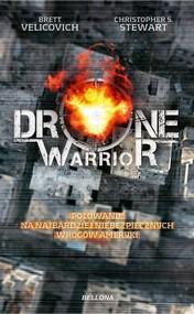 okładka Drone Warrior, Książka | Velicovich Brett