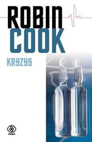 okładka Kryzys, Książka | Robin Cook
