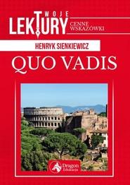 okładka Quo vadis, Książka | Henryk Sienkiewicz