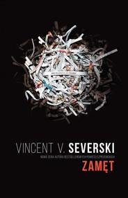 okładka Zamęt, Książka | Vincent V. Severski