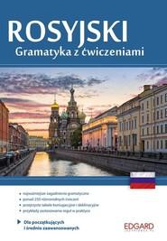 okładka Rosyjski Gramatyka z ćwiczeniami, Książka  