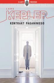 okładka Kontrakt Paganiniego, Książka   Lars Kepler