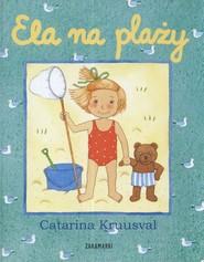 okładka Ela na plaży, Książka | Kruusval Catarina
