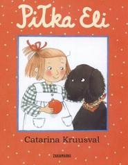 okładka Piłka Eli, Książka | Kruusval Catarina