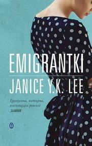 okładka Emigrantki, Książka | Janice Y. K. Lee