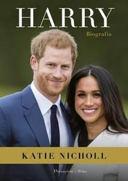 okładka Harry Biografia, Książka | Nicholl Katie