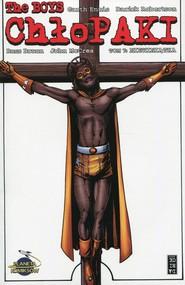 okładka Chłopaki Tom 7 Niewiniątka, Książka | Garth Ennis