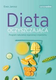 okładka Dieta oczyszczająca, Książka | Jarosz Ewa