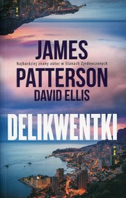 okładka Delikwentki, Książka | James Patterson