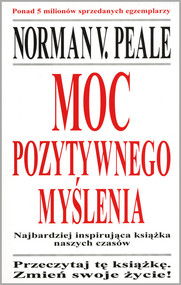 okładka Moc pozytywnego myślenia, Książka | Norman Vincent Peale