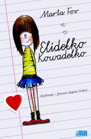 okładka Elidełko Kowadełko, Książka | Marta Fox