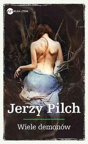 okładka Wiele demonów, Książka | Jerzy Pilch