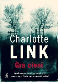 okładka Gra cieni, Książka | Charlotte Link